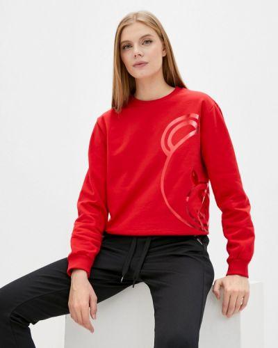 Свитшот - красный Moschino Underwear