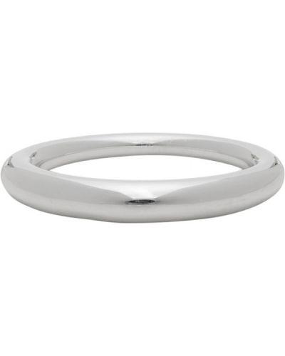 Pierścień z logo srebro All Blues