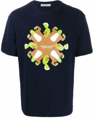 Niebieska t-shirt Undercover