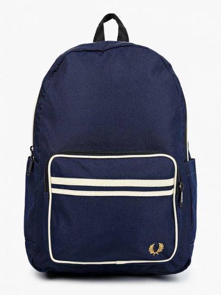 Рюкзак городской синий Fred Perry