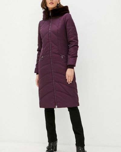 Утепленная куртка - фиолетовая Dizzyway