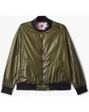 Куртка зеленая легкая Forward