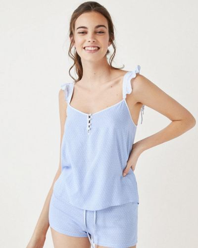 Пижама голубой пижамный Women'secret