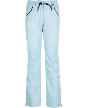 Спортивные брюки из полиэстера - голубые Termit