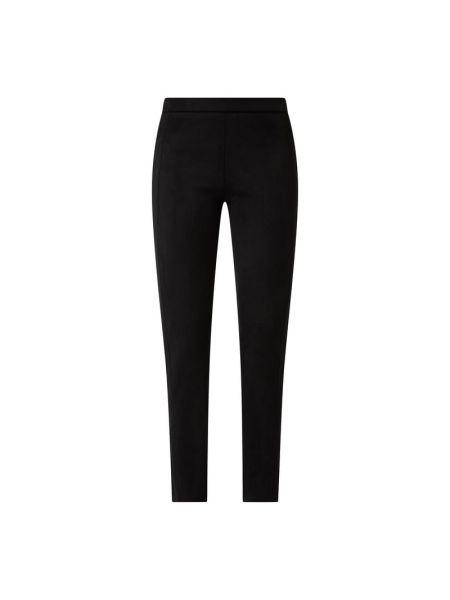Czarne spodnie Rosner