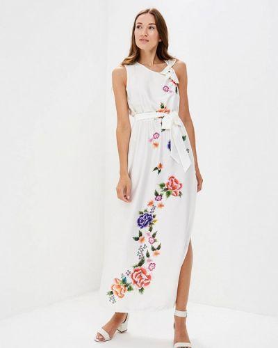 Белое платье весеннее Sartori Dodici