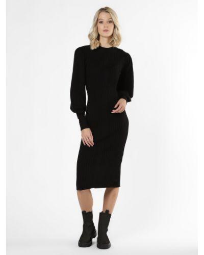 Czarna sukienka Moss Copenhagen