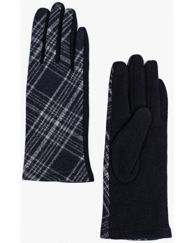 Перчатки итальянский синий Venera