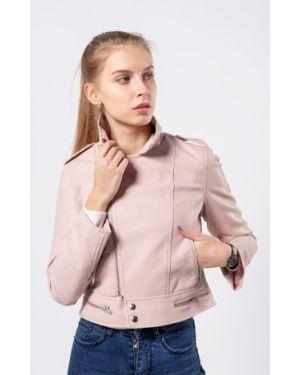 Куртка розовая базовый Aftf Basic