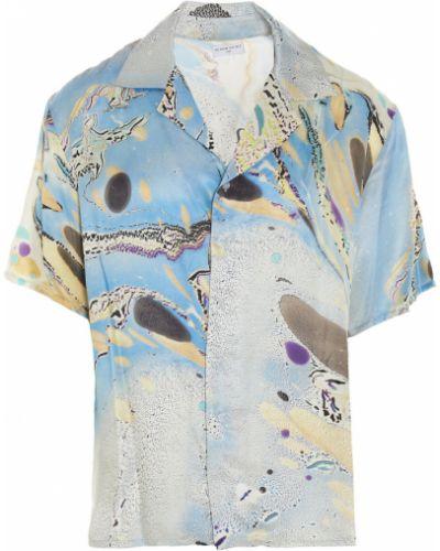 Niebieska koszula Ih Nom Uh Nit