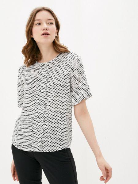 Блузка с коротким рукавом белая весенний Marks & Spencer