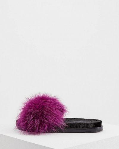 Сабо фиолетовый Jog Dog
