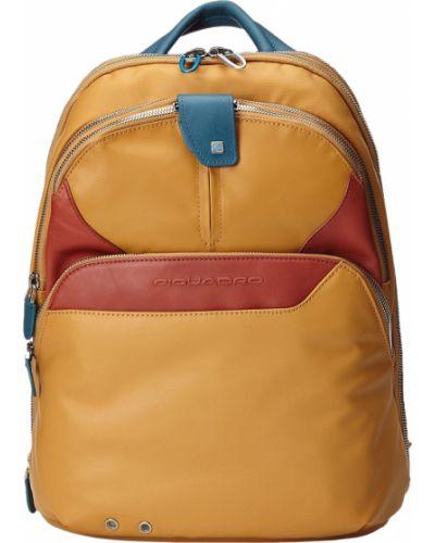 Рюкзак желтый Piquadro