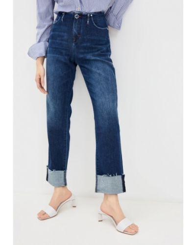 Прямые синие джинсы Jacob Cohen