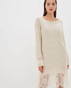Платье осеннее вязаное Rinascimento