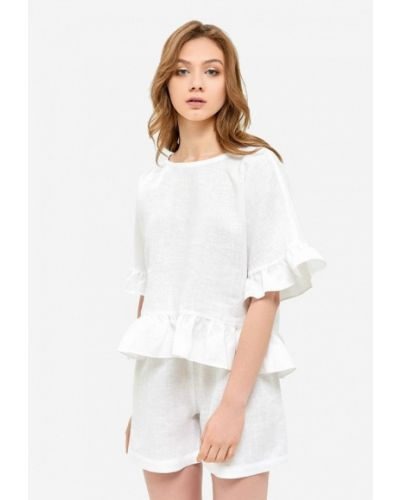 Пижама белая пижамный Morandi
