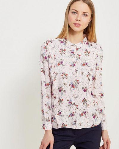 Блузка розовая весенний Sela
