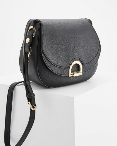 Черная сумка через плечо Liu Jo