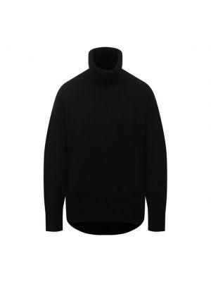 Кашемировый свитер - черный Isabel Benenato
