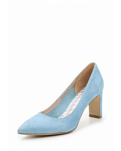 Голубые туфли Ekonika