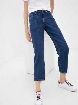 Синие джинсы осенние Selected Femme