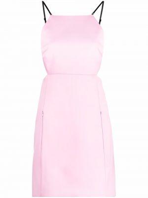 Sukienka mini - różowa Alexander Wang