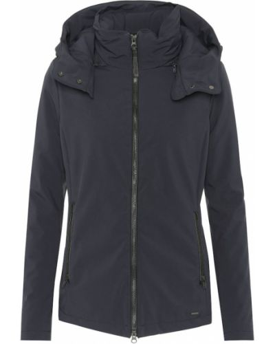 Зимняя куртка утепленная длинная Woolrich