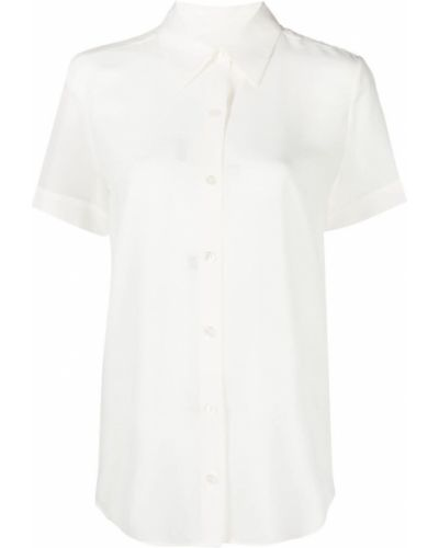 Белая рубашка с воротником Equipment