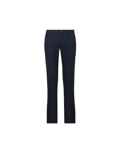Повседневные синие брюки Jacob Cohen