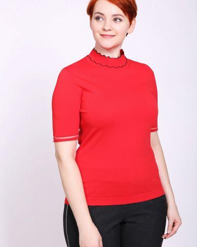 Пуловер красный Just Valeri