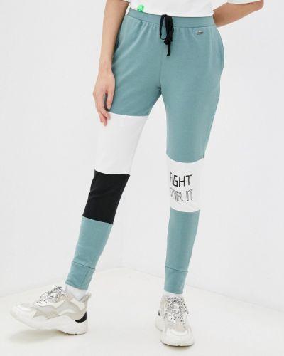 Бирюзовые спортивные брюки Nativos