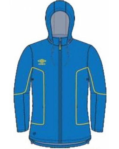 Куртка с капюшоном со вставками с карманами Umbro