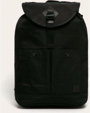 Черный текстильный рюкзак для ноутбука Doughnut