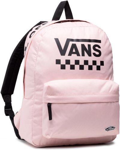 Różowa torba sportowa Vans