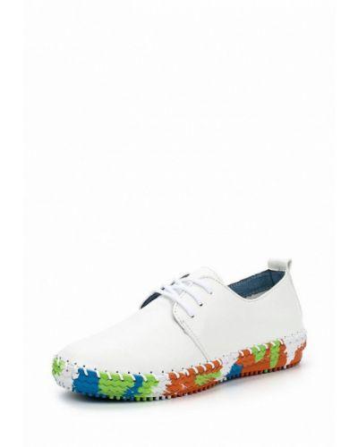 Белые ботинки Zenden Comfort