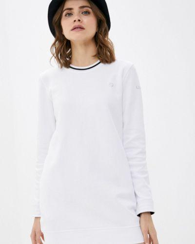 Белое платье Luhta