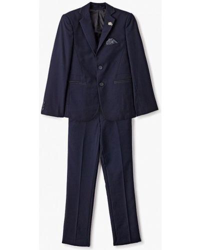 Костюмный синий костюм Mili