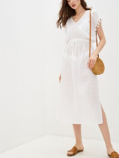 Пляжное платье - белое Seafolly Australia