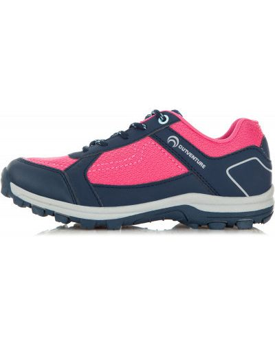 Кожаные полуботинки на шнуровке спортивный Outventure