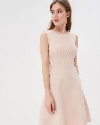 Розовое платье Lusio