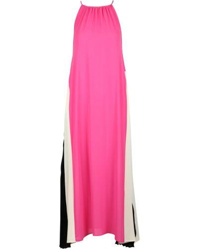 Różowa sukienka Suoli