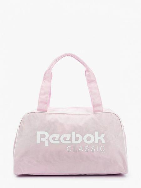 Спортивная сумка розовый весенний Reebok Classics