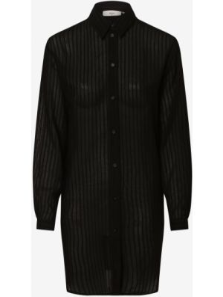 Bluzka elegancka - czarna Minimum