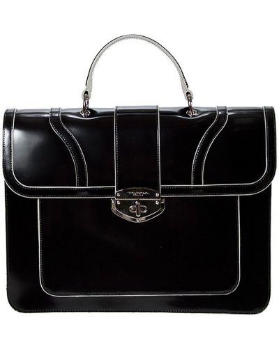 Черный портфель Tosca Blu