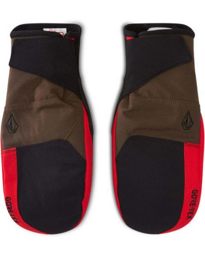 Czarne rękawiczki Volcom
