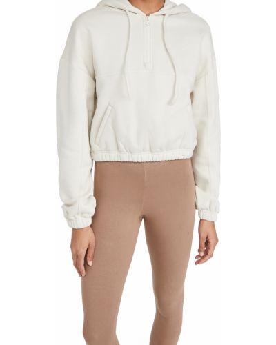 Bluza z kapturem z długimi rękawami bawełniana Alo Yoga