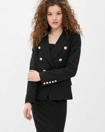 Черный пиджак Soky & Soka