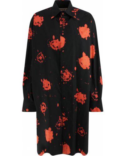 Czarna sukienka Marni