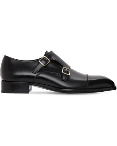 Туфли на каблуке - черные Tom Ford