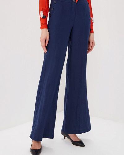 Брюки весенний синие Trussardi Jeans